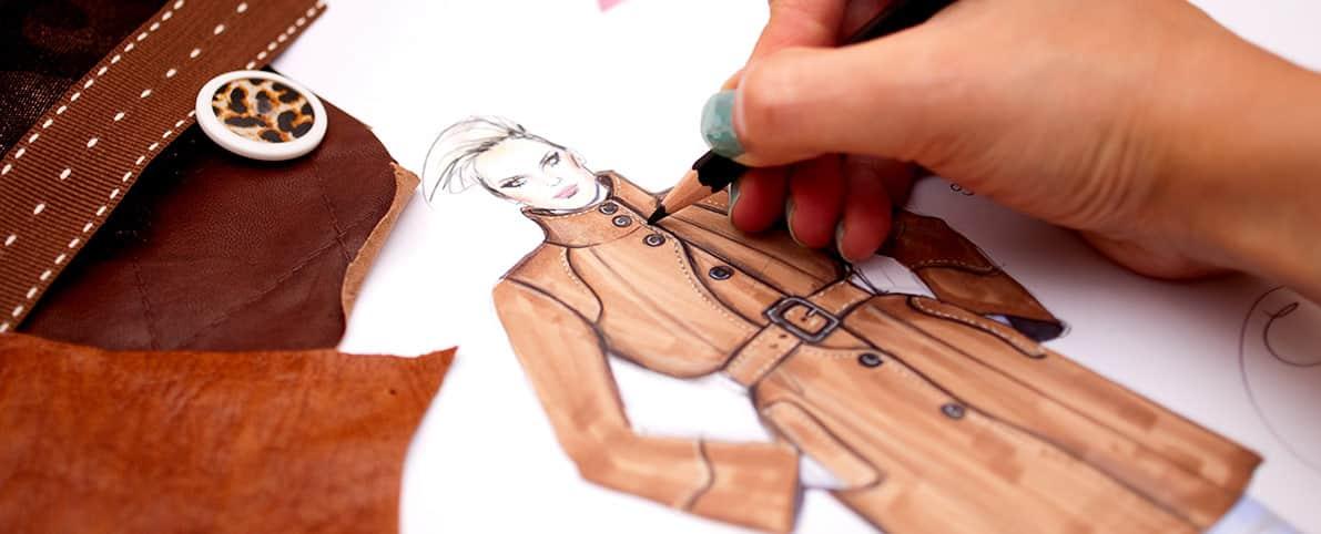 """לימודי עיצוב אופנה בחו""""ל"""