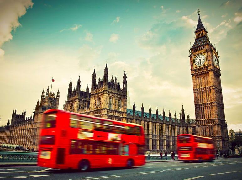 לימודי אנגלית באנגליה
