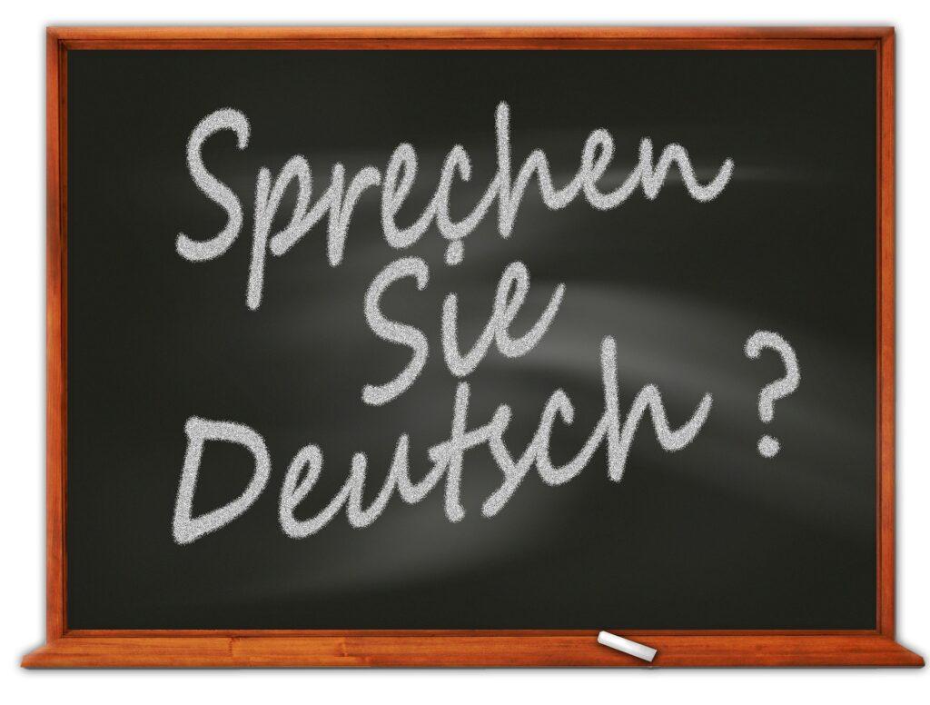 לימוד גרמנית