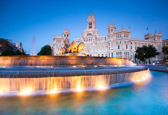 לימודים בספרד